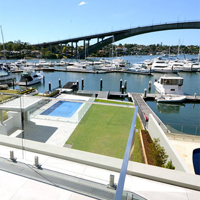 apartment complex drummoyne